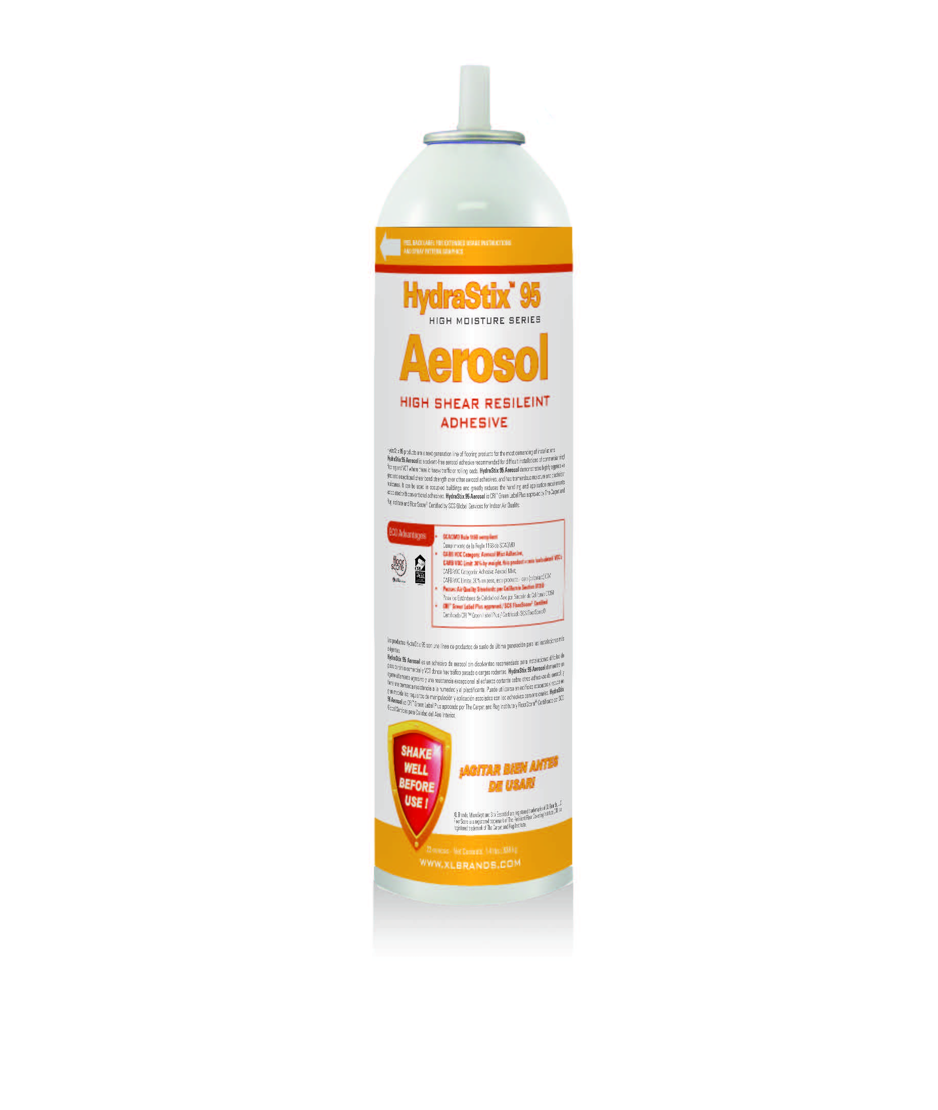 Image of Hydrastix 95 Aerosol Can