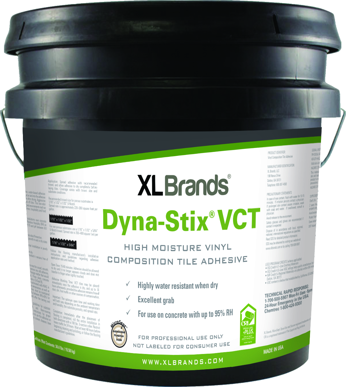 Image of Dyna Stix VCT Bucket