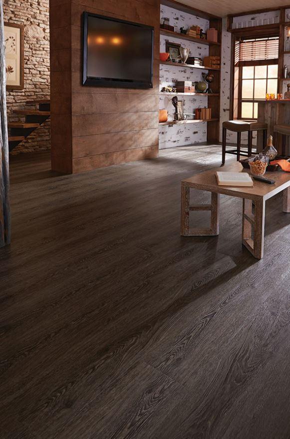 Image of floor inside apartment