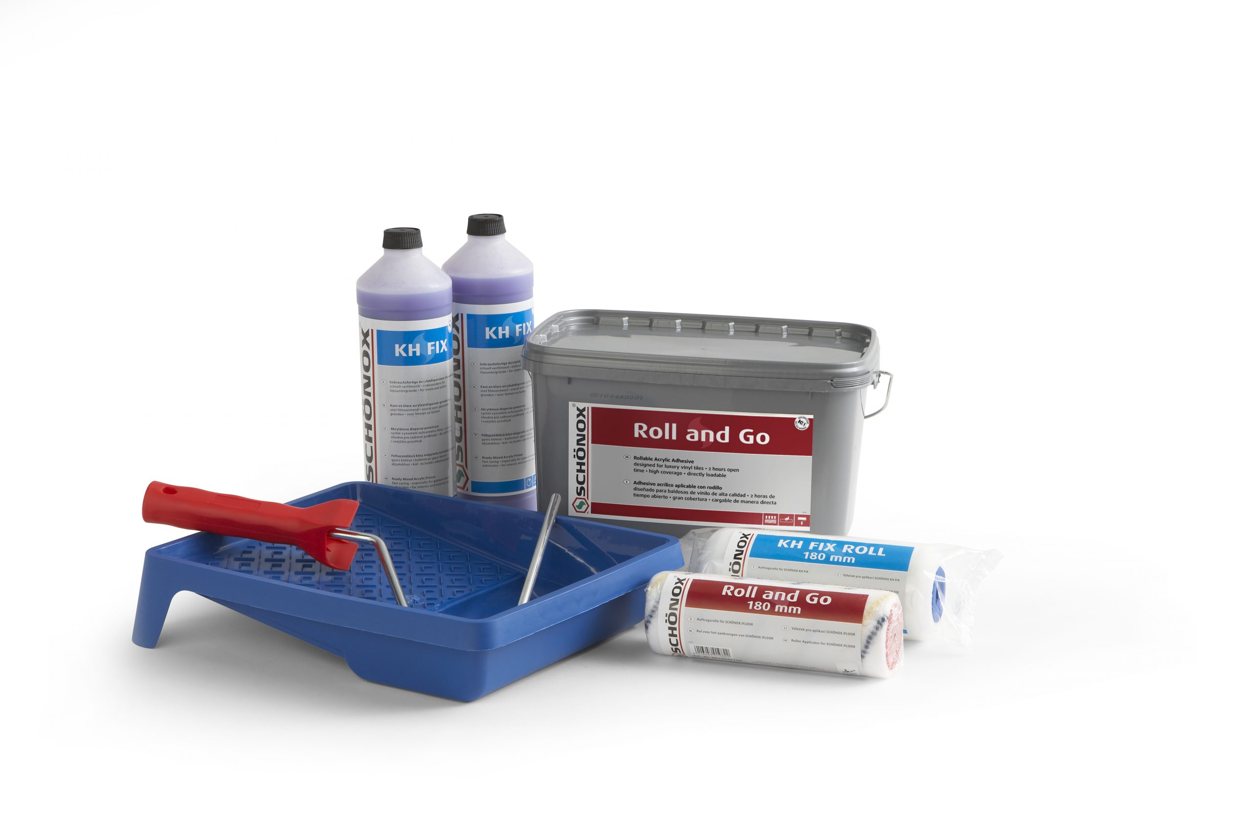 Image of roll & go Product Kit