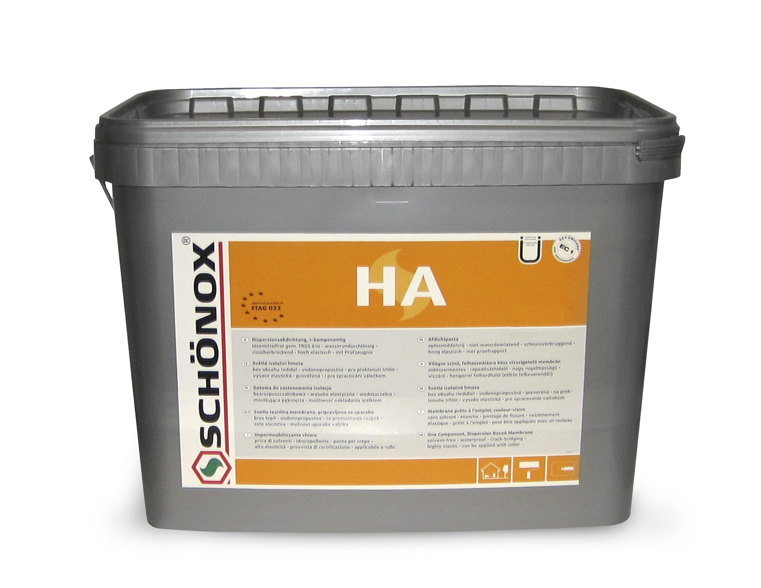 Image of HA Product Bucket