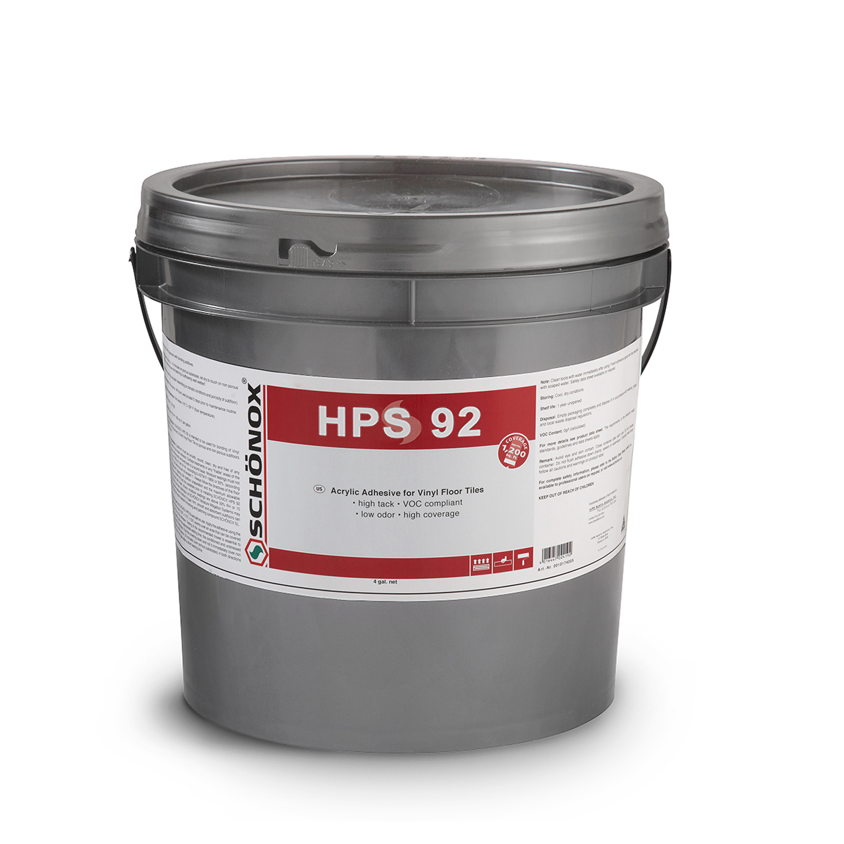 Image of HPS 92 Product Bucket