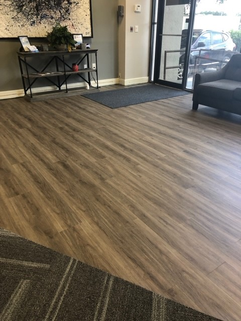 Final Setagrip flooring for Certified Finishes