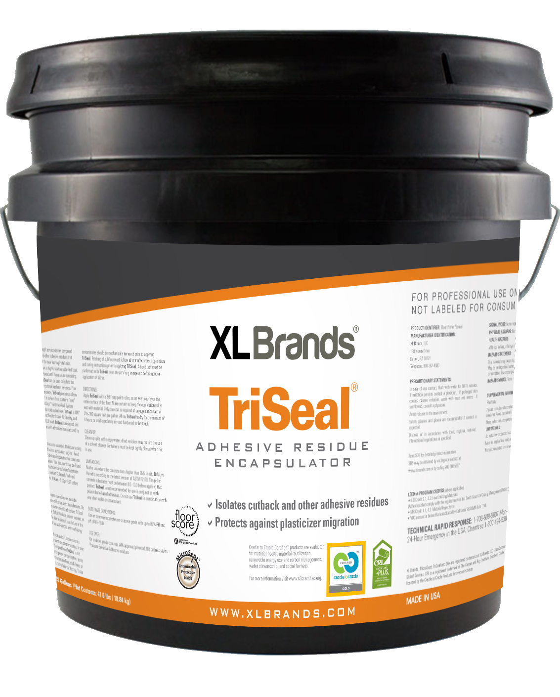 Image of Triseal Bucket