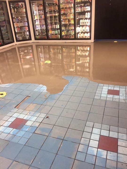 Convenience Store Flooring